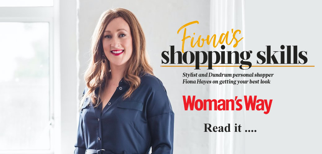 Fiona Hayes on Woman's Way Magazine